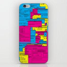 Designer Dialogues AI3 iPhone Skin