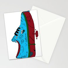 Zombie Vans Stationery Cards