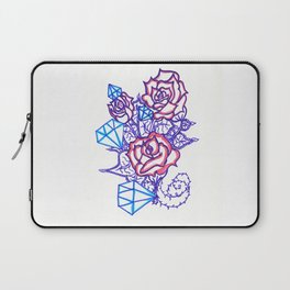 51. Women's love - Dimond and Rose  Laptop Sleeve