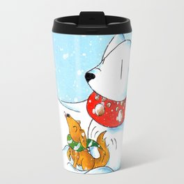 Snowtriever Travel Mug