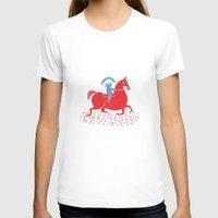 napoleon T-shirts featuring Little Napoleon by Hadar Geva