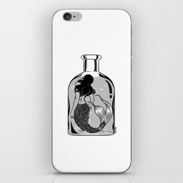 Wish I could be part of your world iPhone Skin