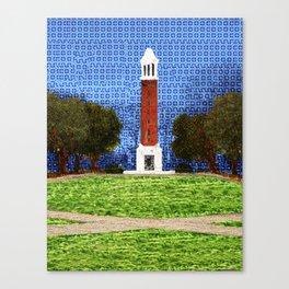 """Denny Chimes"" Canvas Print"