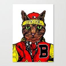 Thai Cat Canvas Print