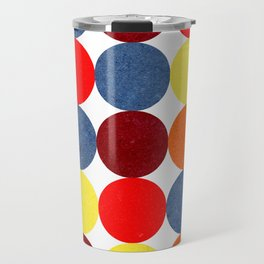 Circulos 01 Travel Mug