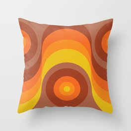 Rebirth Of The 70's No. 22 Throw Pillow