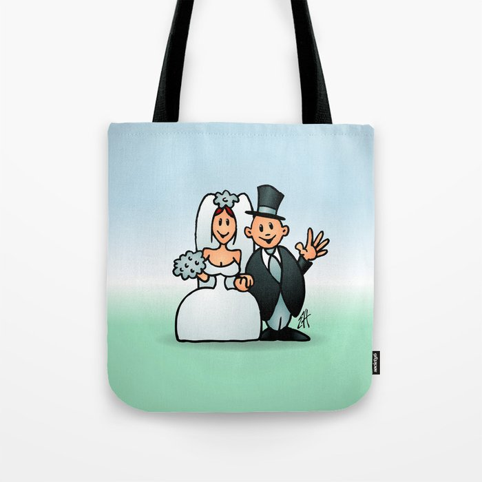 Wonderfull wedding Tote Bag
