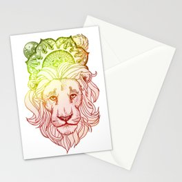 I Believe in the Good Things Coming Stationery Cards