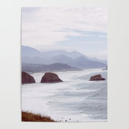 Oregon Coast Cannon Beach Poster