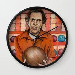 Donny / The Big Lebowski / Steve Buscemi Wall Clock