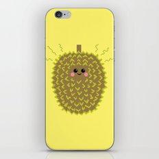 Happy Pixel Durian iPhone & iPod Skin