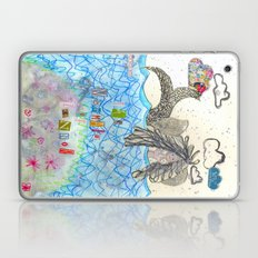 The Mermaid Of Zennor Laptop & iPad Skin
