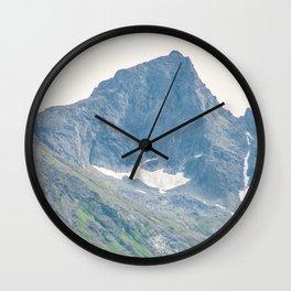 Highland Ridges Wall Clock