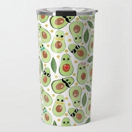 Stylish Avocados Travel Mug