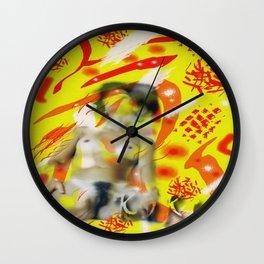Homage to Balzac n.10 Wall Clock