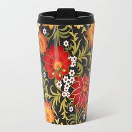Shabby flowers #21 Travel Mug