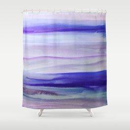 Purple Mountains' Majesty Shower Curtain