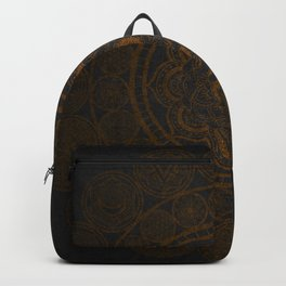 Circular Connections Copper Backpack
