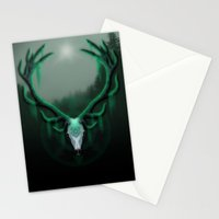 Wild Horns Stationery Cards