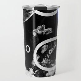 Finally abailable! . Galaxie print for your fashion mood. Travel Mug