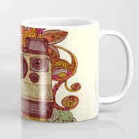 valentina Mugs featuring Out of sight! by Valentina Harper