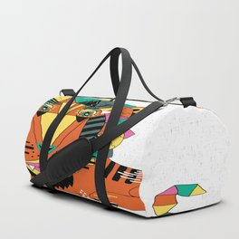 Bauhaus Lion Duffle Bag