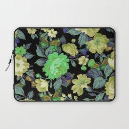 july roses & butterflies Laptop Sleeve