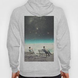 You Were There, in my Deepest Silence Hoody