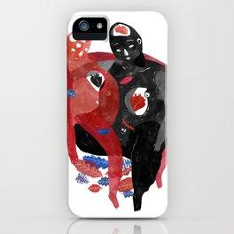couple iPhone Case
