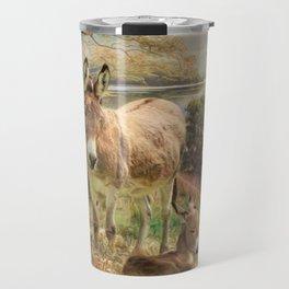 Donkey Love Travel Mug