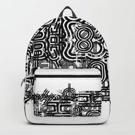 Disorganized Speech #6 Backpack