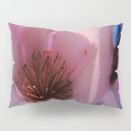 Sweet Pink  Magnolia Pillow Sham