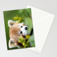 Red Panda 4 Stationery Cards