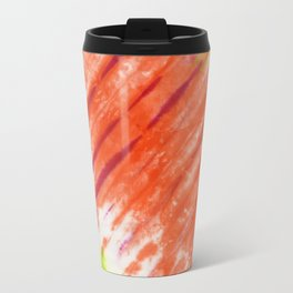 Pleated and Laced Travel Mug