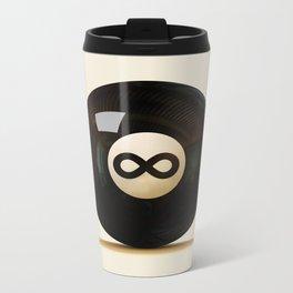 Infinity Ball Metal Travel Mug
