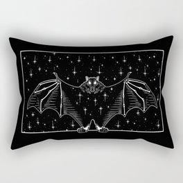 Twinkle Bat Rectangular Pillow