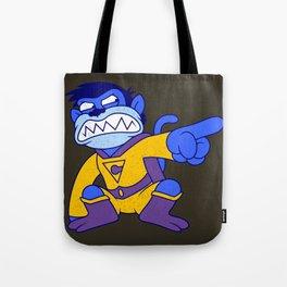 Evil Gleek Tote Bag