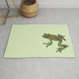 little frog prince  Rug