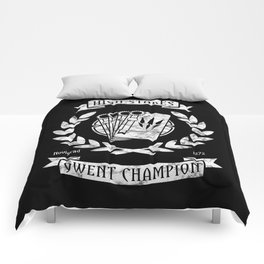 High Stakes Gwent Champion Comforters