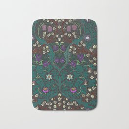 Blackthorn - William Morris Bath Mat
