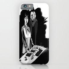 1rst Doctor & Susan... iPhone 6s Slim Case