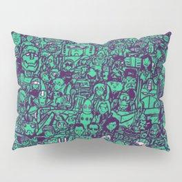 Domo Arigato Pillow Sham