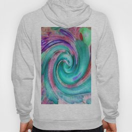 478 - Abstract garden design Hoody