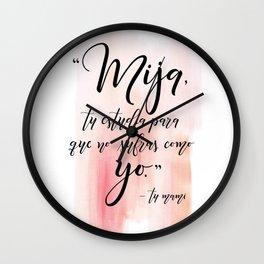MIJA Wall Clock