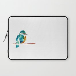 Golden Kingfisher Laptop Sleeve
