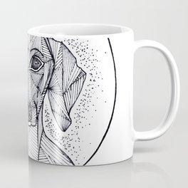 Jarvis the Dachshund Coffee Mug