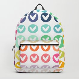 For the Love of Hearts Backpack
