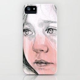 Cora iPhone Case
