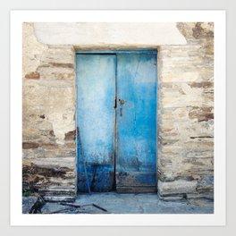 Doors of Perception 59 Art Print