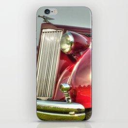 Packard Type 138 Vintage Saloon Car iPhone Skin